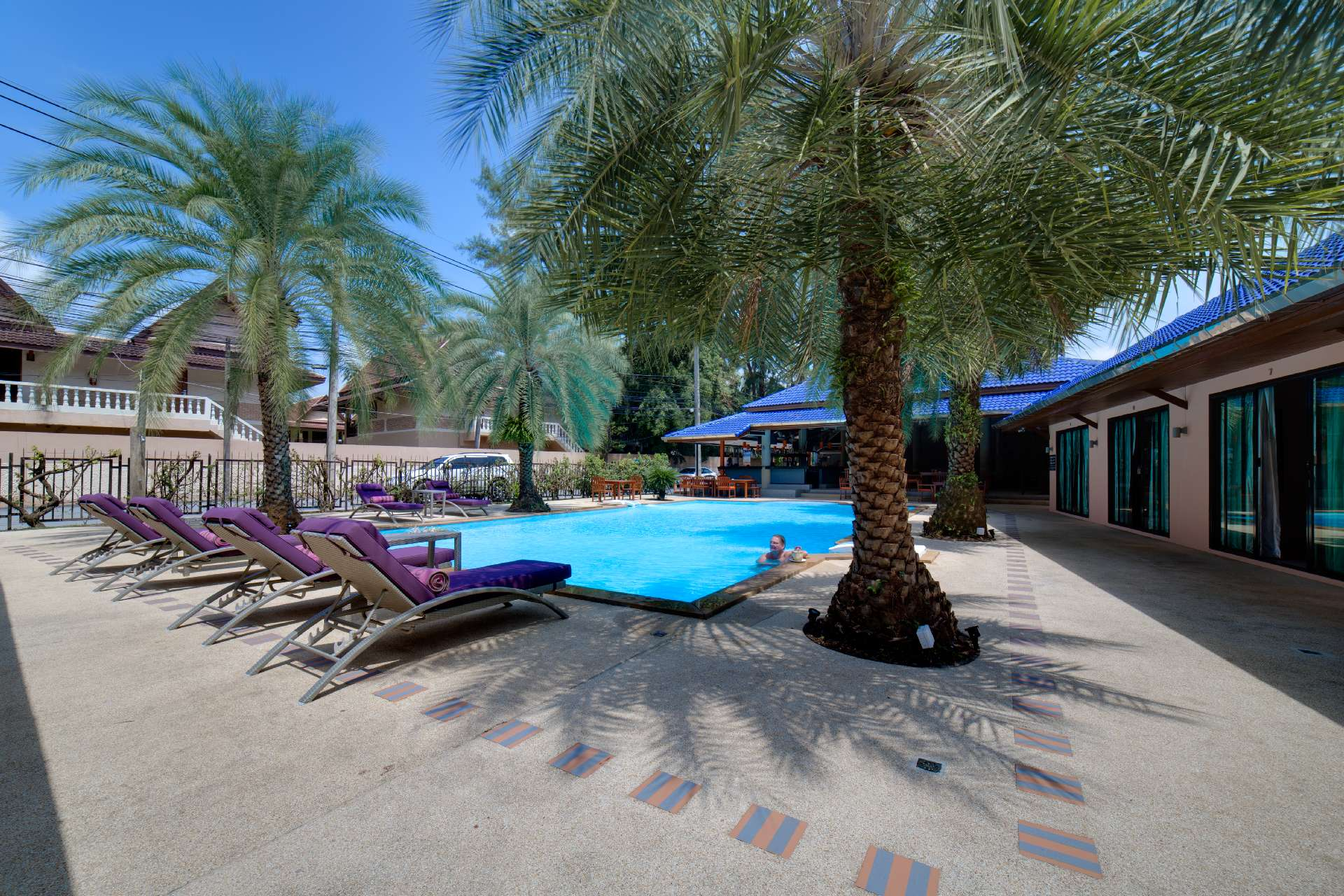 Swimming pool - Ma Maison Phuket in Bang Tao Beach 005